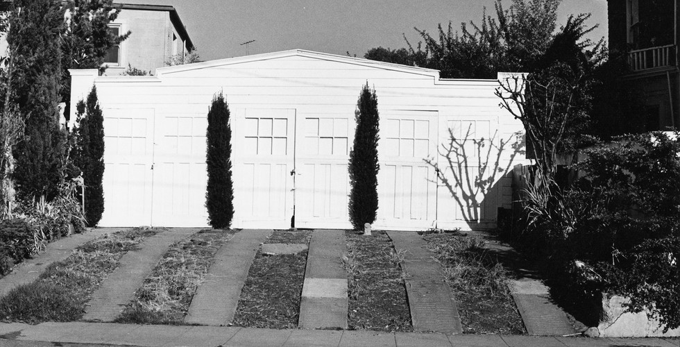 Henry Wessel, Berkeley, California, 1971