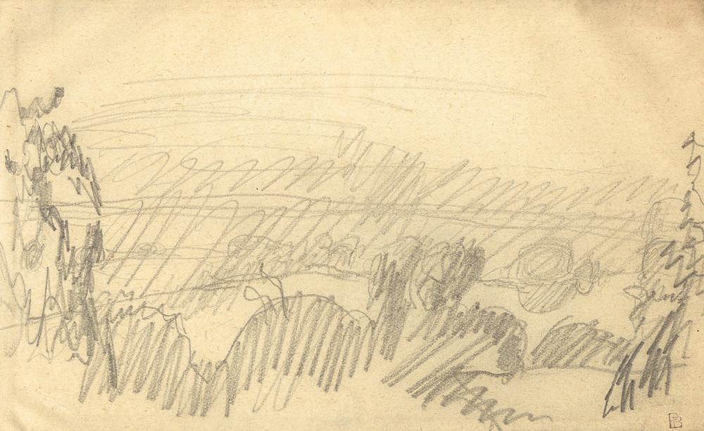 Pierre Bonnard, Bords de Seine á Vernon, c. 1920