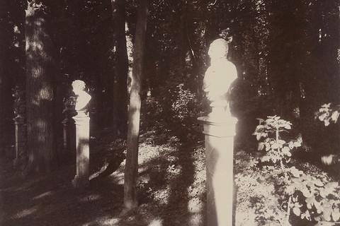 Eugène Atget, Trianon, 1923-24