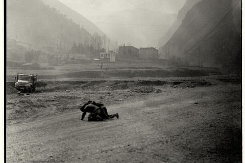 Adou, At the Foot of a Mountain, 2006