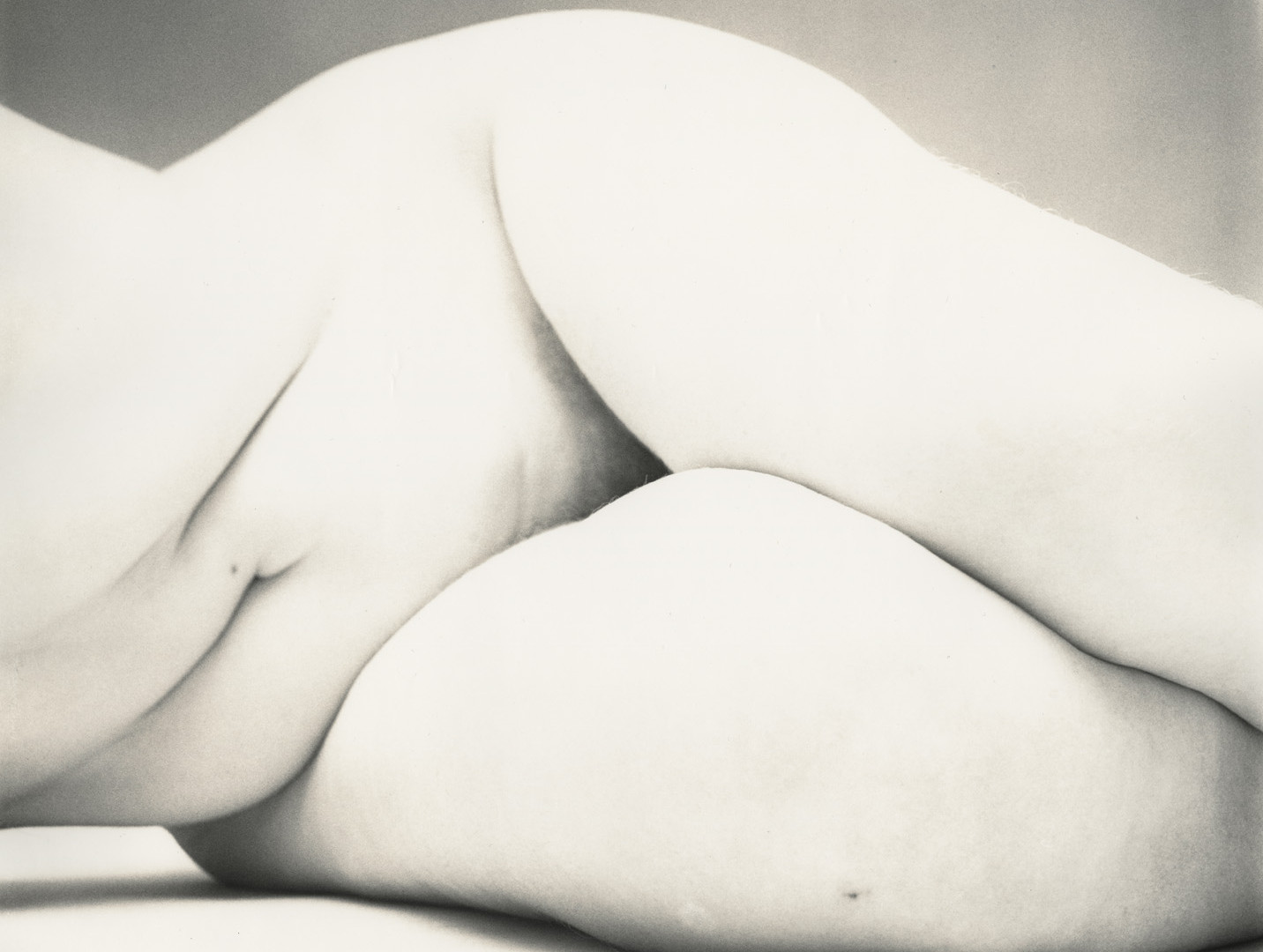 Irving Penn, Nude No. 66, New York, c. 1949-1950