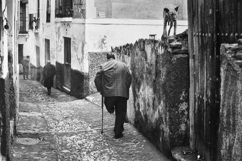 Josef Koudelka, Spain, 1971