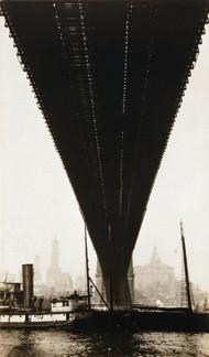 Walker Evans (1903-1975), Brooklyn Bridge, 1929