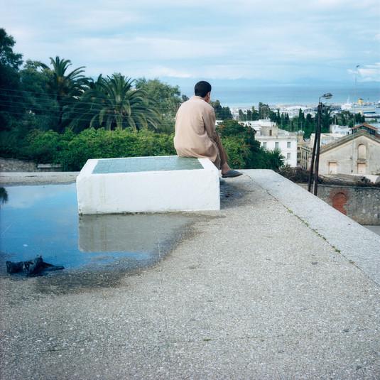 Yto Barrada, Mur des paresseux (Lazy Wall), 2003/2011