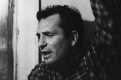Robert Frank, Jack Kerouac, New York City, 1965