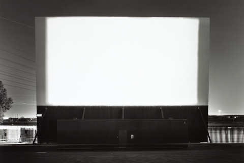 Hiroshi Sugimoto, Vermont Drive-In, South Bay, 1993