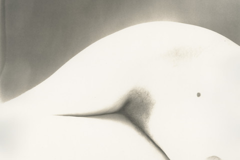 Irving Penn, Nude No. 64, New York, c. 1949-1950