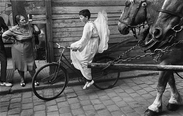 Josef Koudelka, Czechoslovakia, 1968
