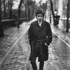 Richard Avedon, Bob Dylan, musician, Central Park, New York, February 10, 1965