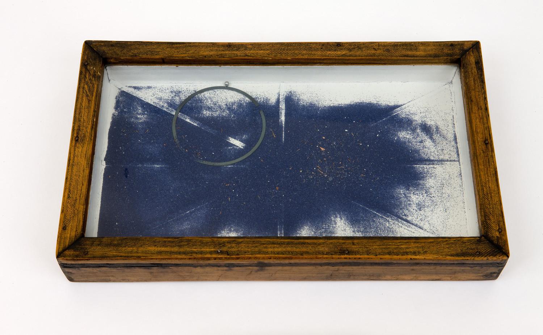 Joseph Cornell (1903-1972) Untitled (Sand Box), c. 1948