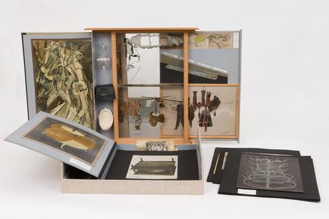 Marcel Duchamp (1887-1968), La Boîte en Valise - Series C, 1958
