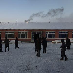 Hai Bo, Smoke, 2009