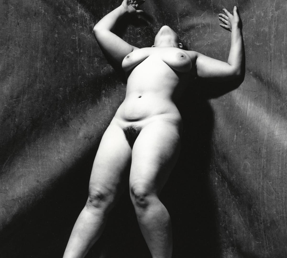 Irving Penn, Alexandra Beller (EE), New York, 1999