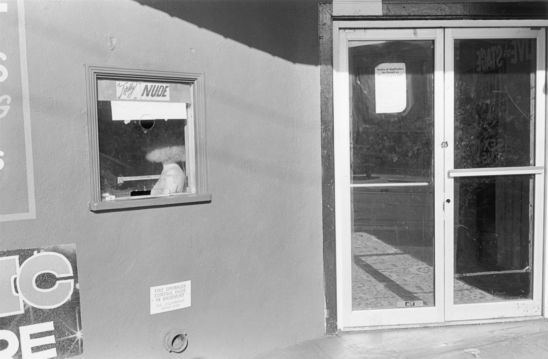 Henry Wessel, Incidents No. 22