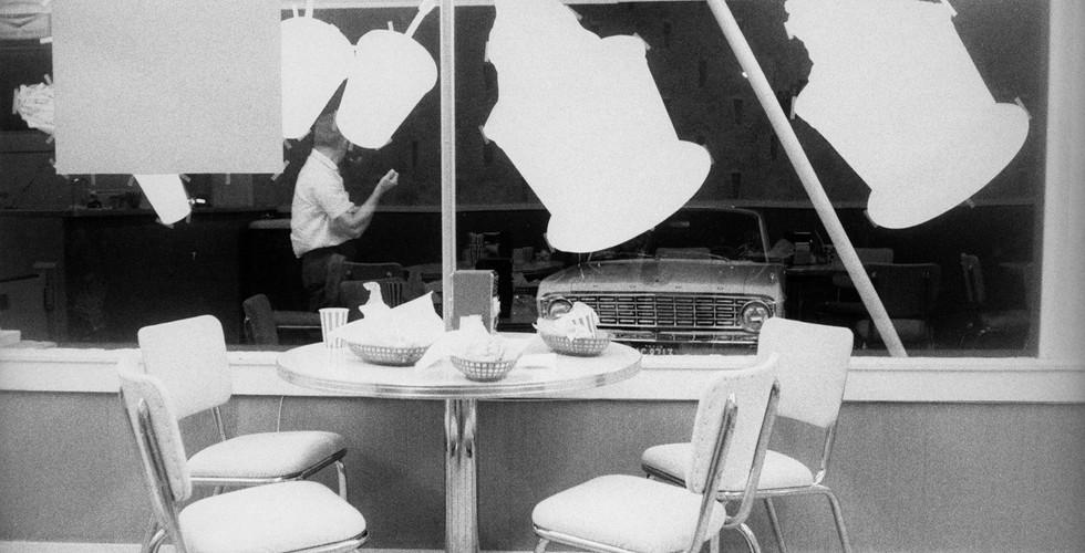 Garry Winogrand, San Marcos, Texas, 1964