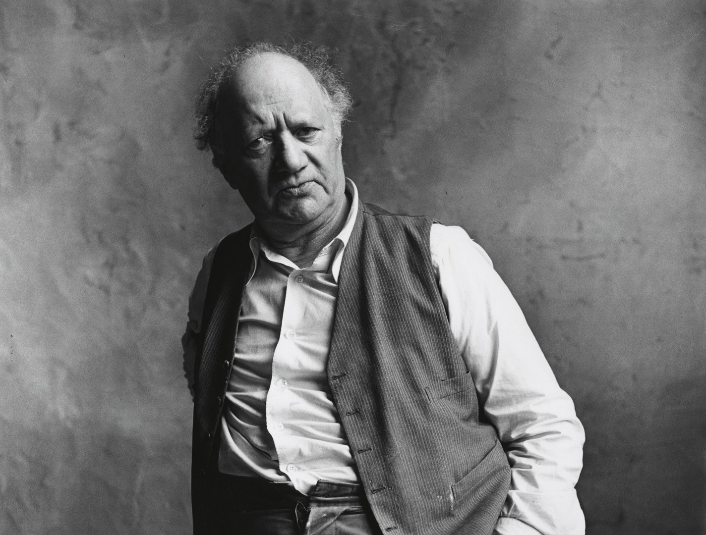 Irving Penn, Sir Jacob Epstein, London, 1950