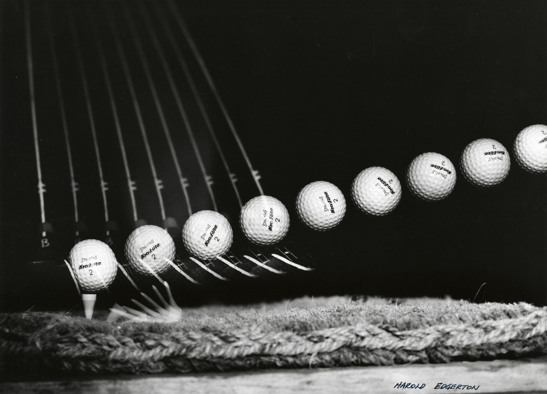 Harold Edgerton, Golf Ball, n.d.