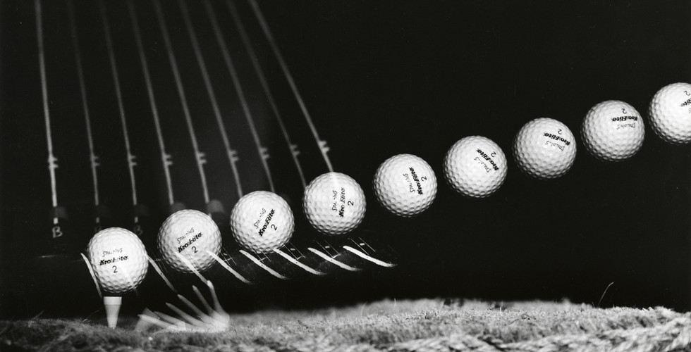 Harold Edgerton, Golf Ball, n.d.