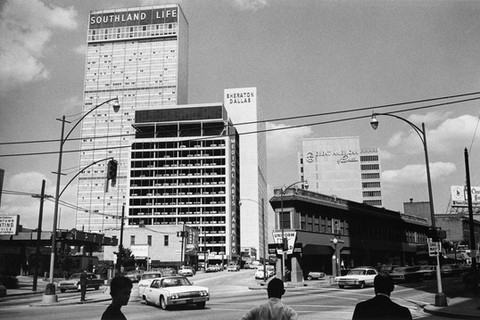 Garry Winogrand, Dallas, Texas, 1964
