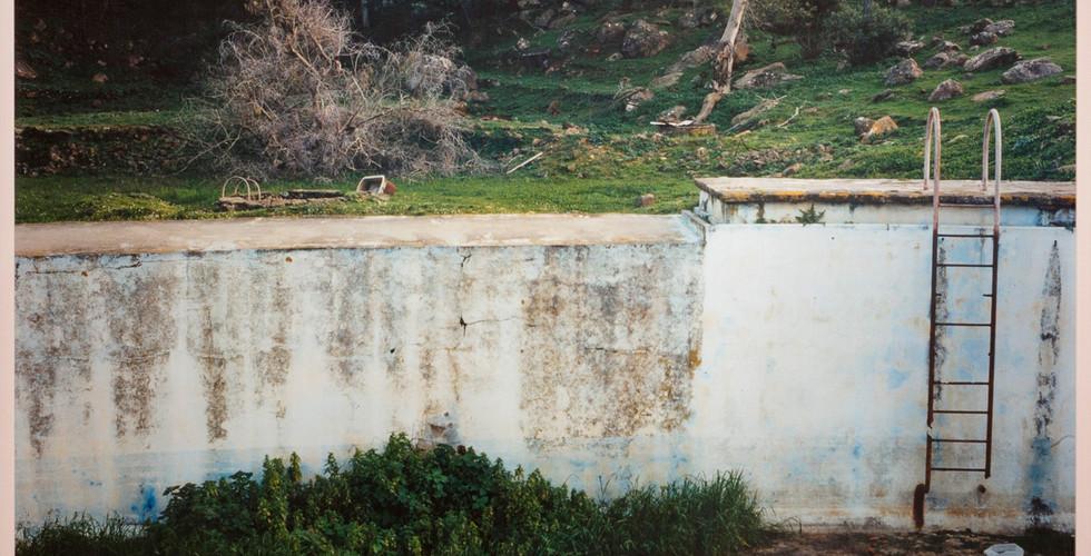 Yto Barrada, Piscine du Parc Donabo (Parc Donabo Pool), Tangier, 2009