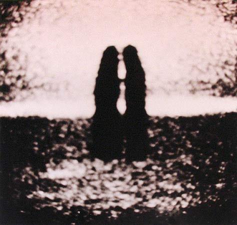 Michal Rovner, Pull, 2000