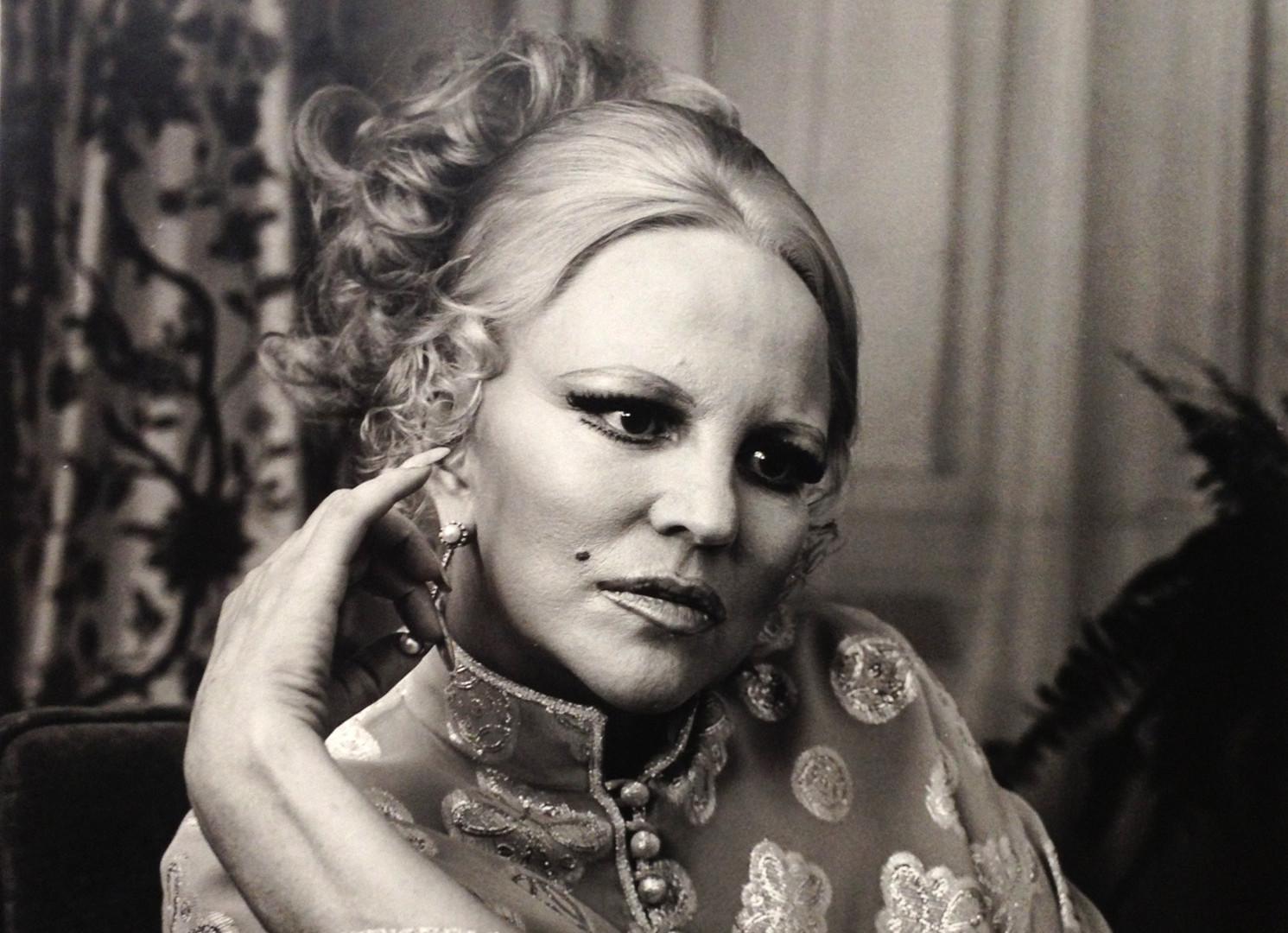 Peter Hujar, Peggy Lee, 1974