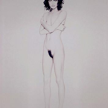 Paolo Roversi, Shalom, Paris, Studio 9 rue Paul Fort, 1996