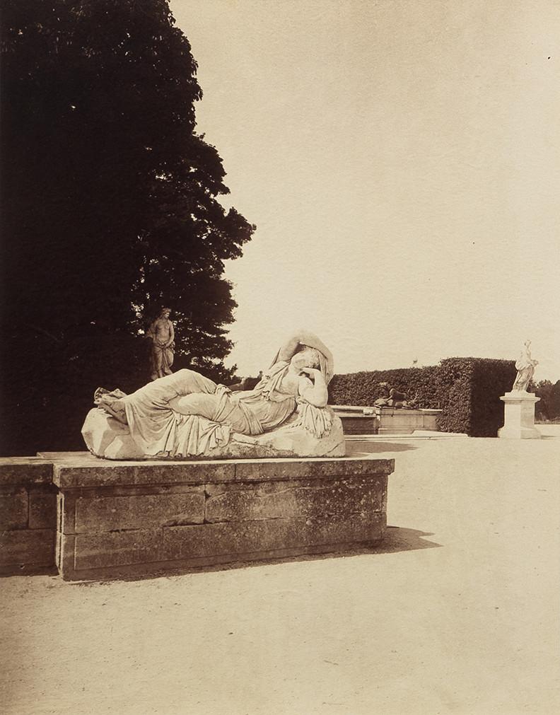 Eugène Atget, Versailles, 1902