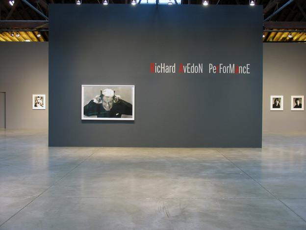 Richard Avedon: Performance