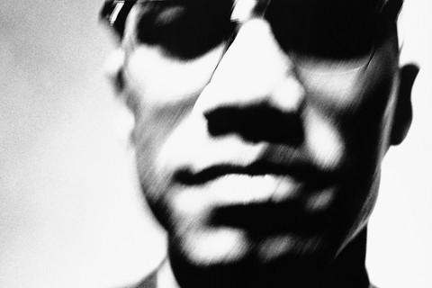 Richard Avedon, Malcolm X, Black Nationalist leader, New York, March 27, 1963