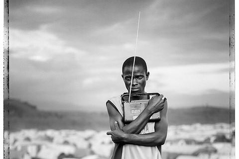 Jim Goldberg, Prized Possession, Democratic Republic of Congo, 2008