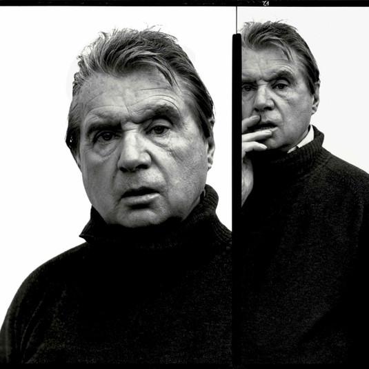 Richard Avedon, Francis Bacon, artist, Paris, France, April 11, 1979