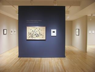 Harry Callahan and Jackson Pollock: Early Photographs and Drawings