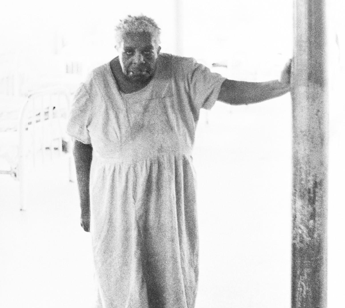 Richard Avedon, Mental Institution #4, East Louisiana State Mental Hospital, Jackson, Louisiana, February 15, 1963