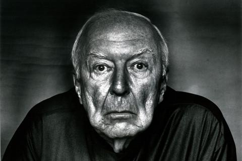 Irving Penn, Jasper Johns (A), New York, 2006