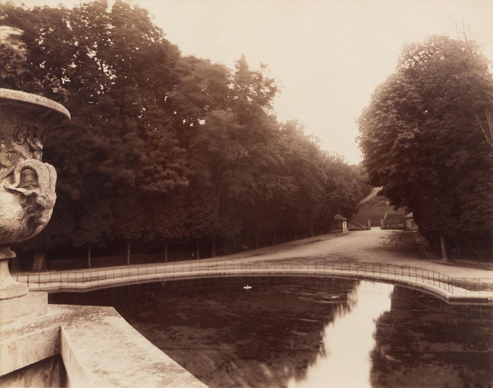 Eugène Atget, St. Cloud, 1922