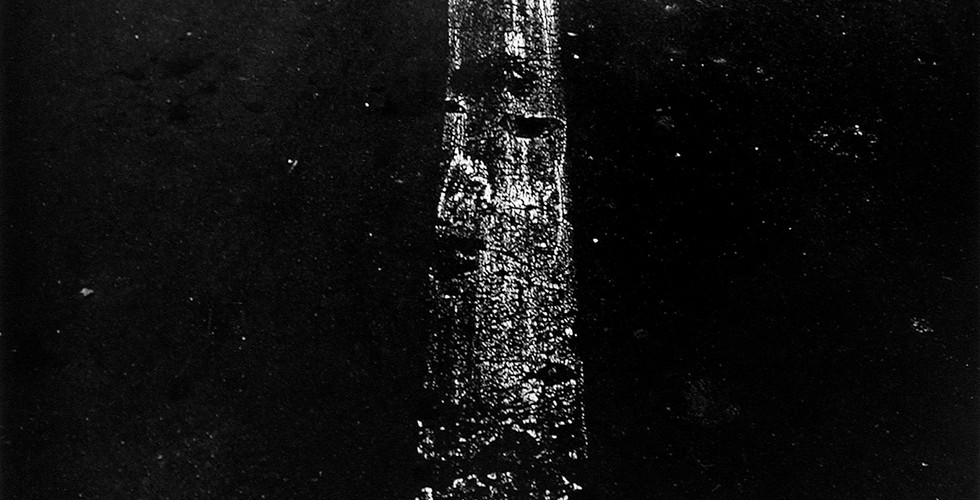 Robert Rauschenberg, N.Y.C. Street, 1951