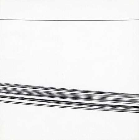 Harry Callahan, Telephone Wires, 1960s