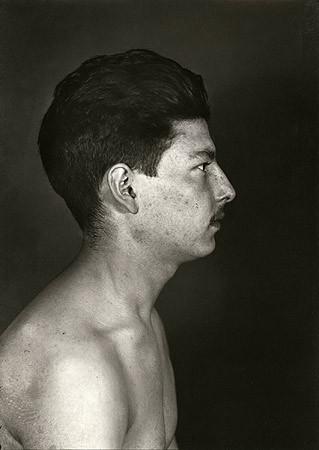 August Sander, Political Prisoner, 1943