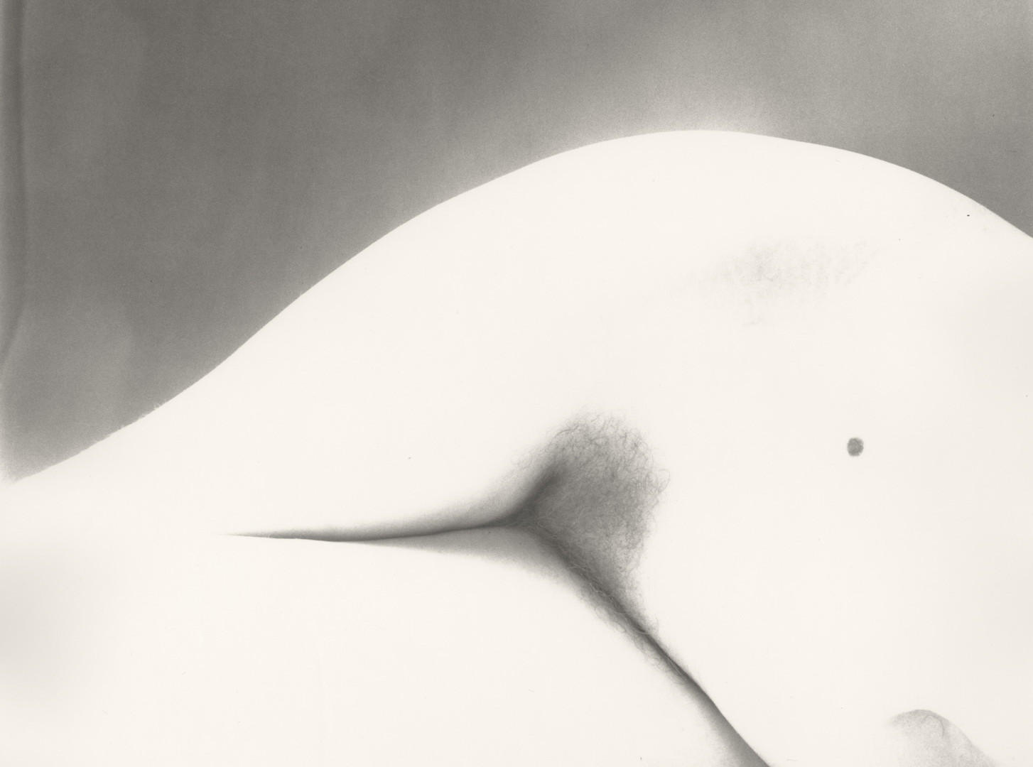 Irving Penn, Nude No. 64, New York, c. 1949-1950