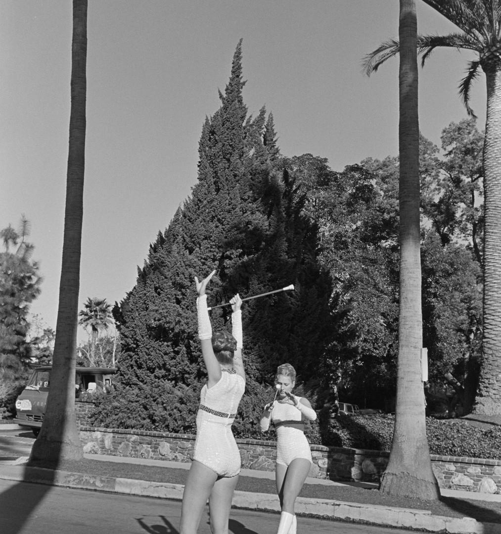 Henry Wessel, Pasadena, California, 1976
