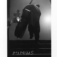 Robert Frank, Charlie Mingus - London, 1952