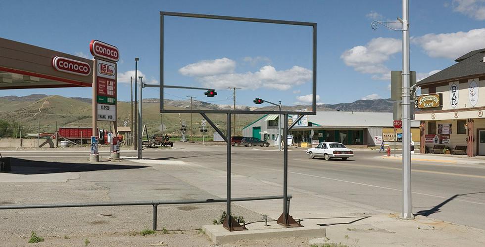 Richard Benson, New Mexico, 2006