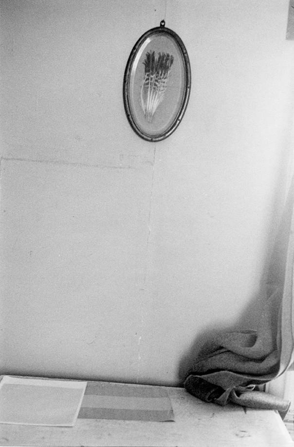 Robert Frank, Mabou, n.d.