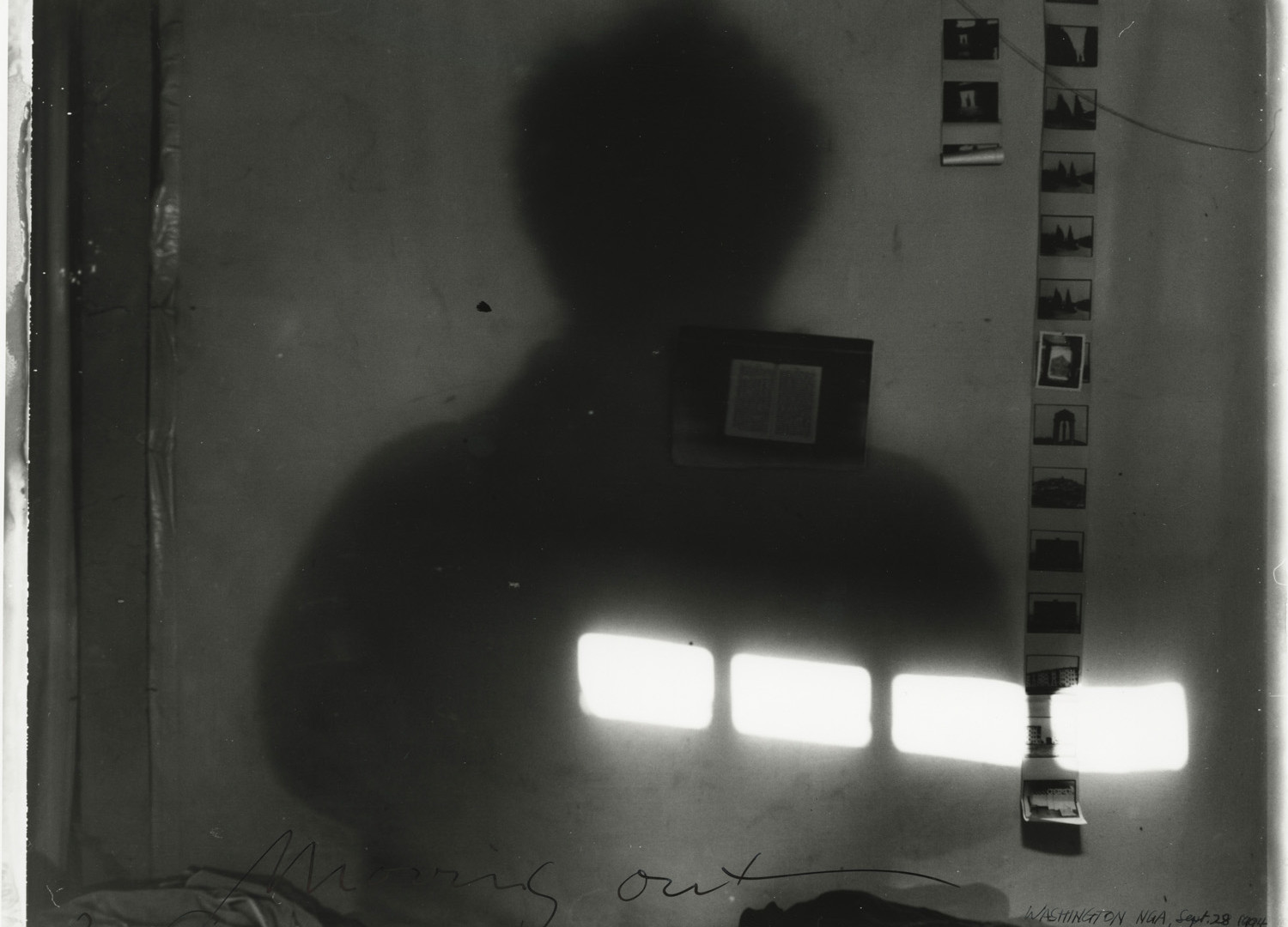 Robert Frank, Moving Out, 1993