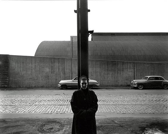 Harry Callahan, Eleanor, Chicago, 1953