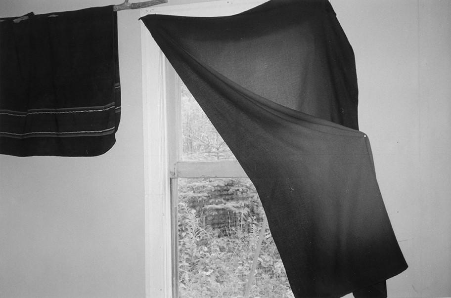 Robert Frank, Studio, Mabou, n.d.