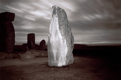 Richard Misrach, Untitled (Stonehenge #4), 1976