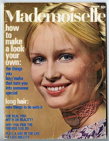 Robert Heinecken, Mademoiselle Magazine (Periodical #5), 1971