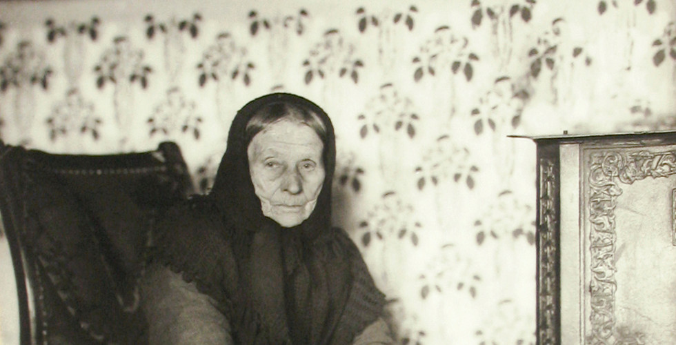 August Sander, The Philosopher, 1913